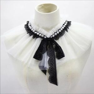 Lace Tulle Collar